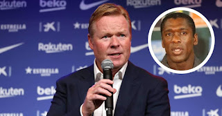 Seedorf expects Barcelona legend Koeman to bring much-needed peace to the club