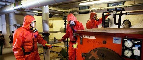 Asbestos Removal Firms