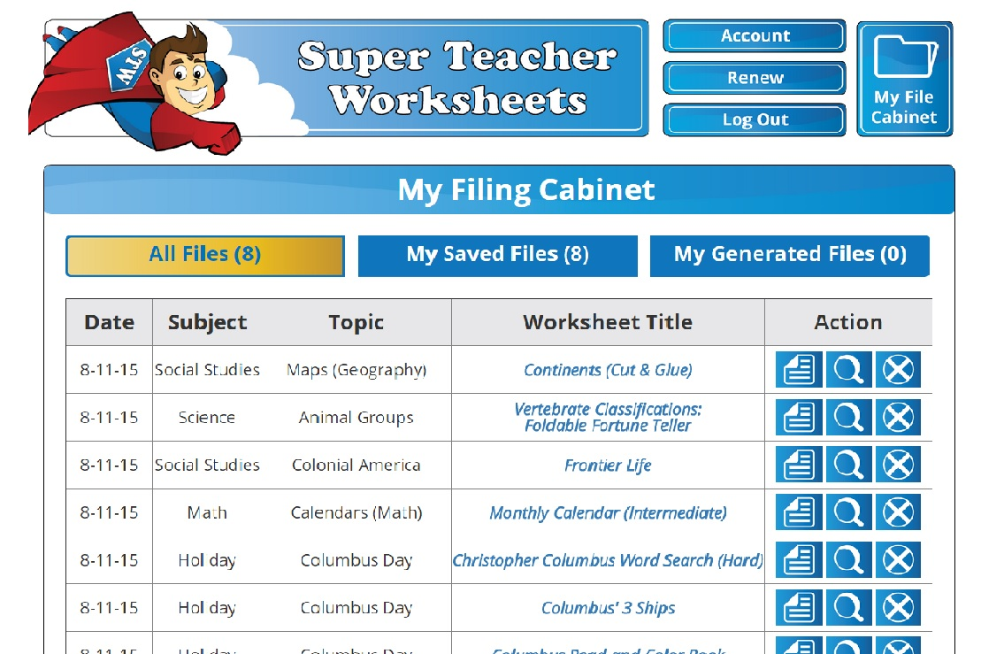 Exponents Worksheet Super Teacher - Stay At Hand