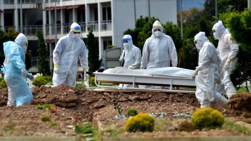 Kematian itu menunjukkan virus Covid-19 sangat bahaya sehingga boleh meragut nyawa ramai orang dalam masa yang singkat........ pakdin.my