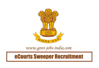 eCourts Sweeper Recruitment 2020