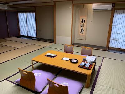 ふじやホテル 12畳+12畳客室