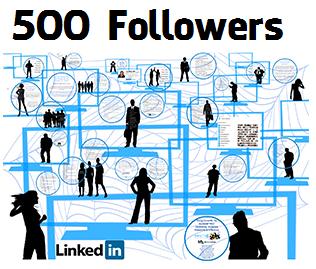 Buy 500 LinkedIn Followers