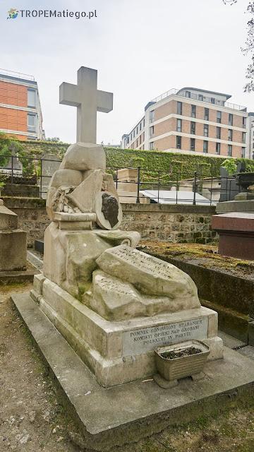 grób Juliusza Słowackiego