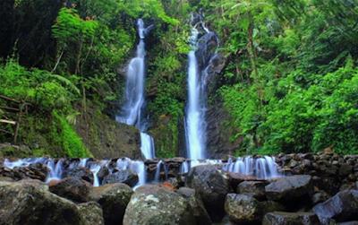 Lokasi Curug Cilember, Tempat Wisata Hits Dengan 7 Air Terjun