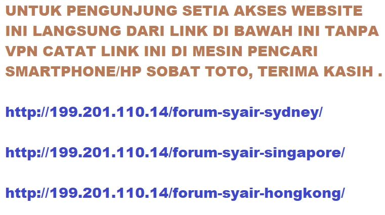 FORUM SYAIR SINGAPORE