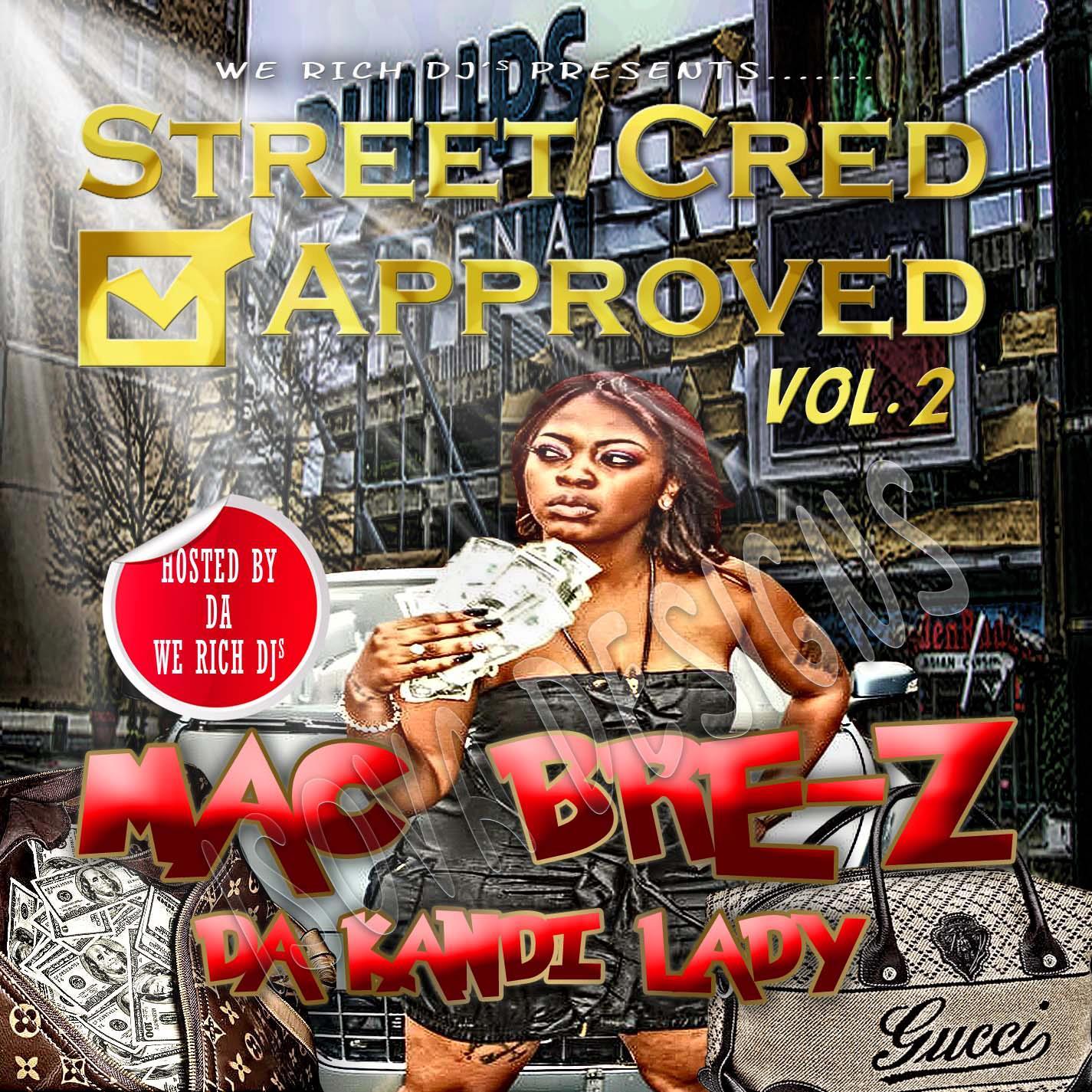 mac bre z mixtape the kandi lady