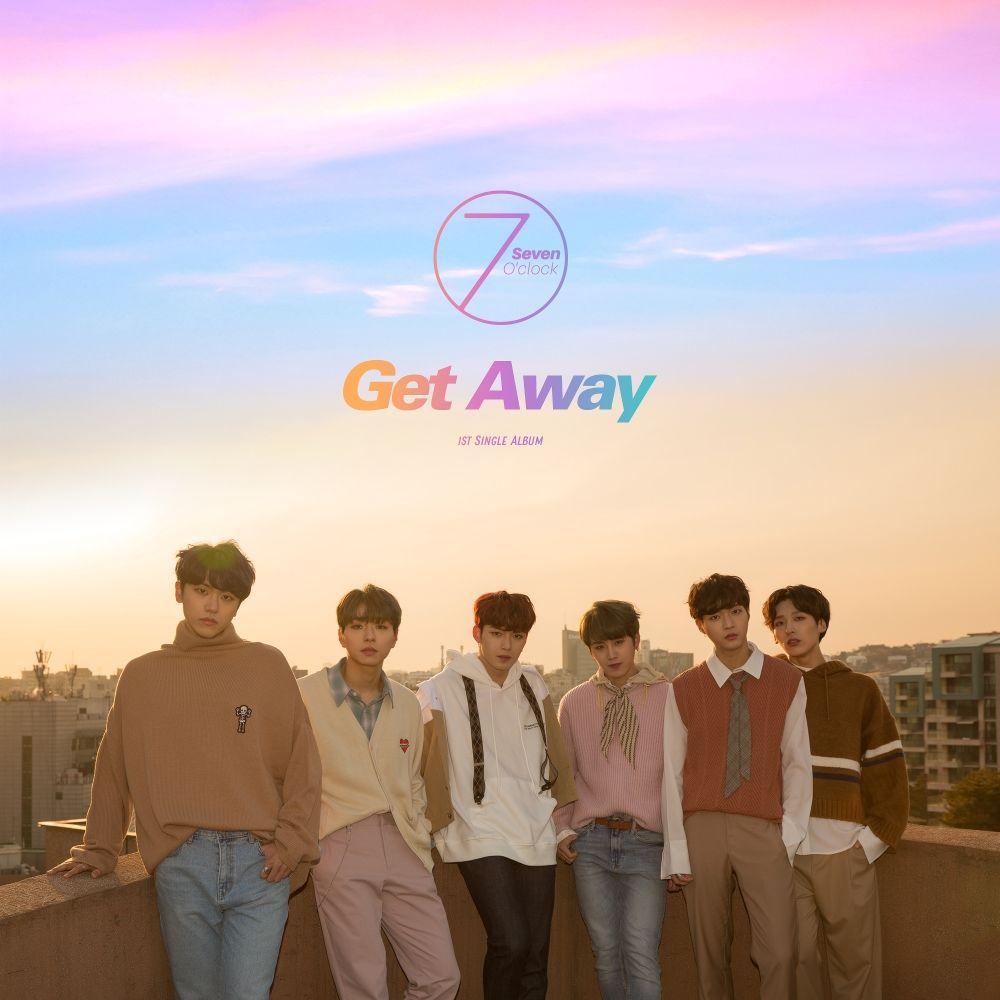 Seven O'Clock – 1st Single Album 'Get Away' (ITUNES MATCH AAC M4A)