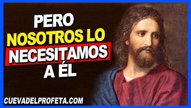 Él no nos necesita, pero nosotros lo necesitamos a Él - William Branham en Español