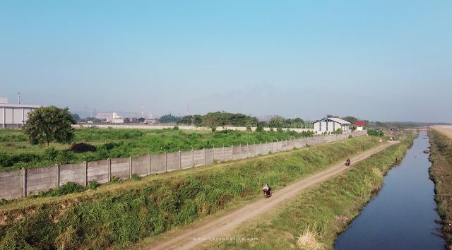 Akses ke Tanjung Peni Cilegon
