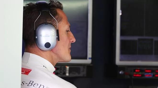 Haug Michael Schumacher teria sido o chefe de equipe perfeito