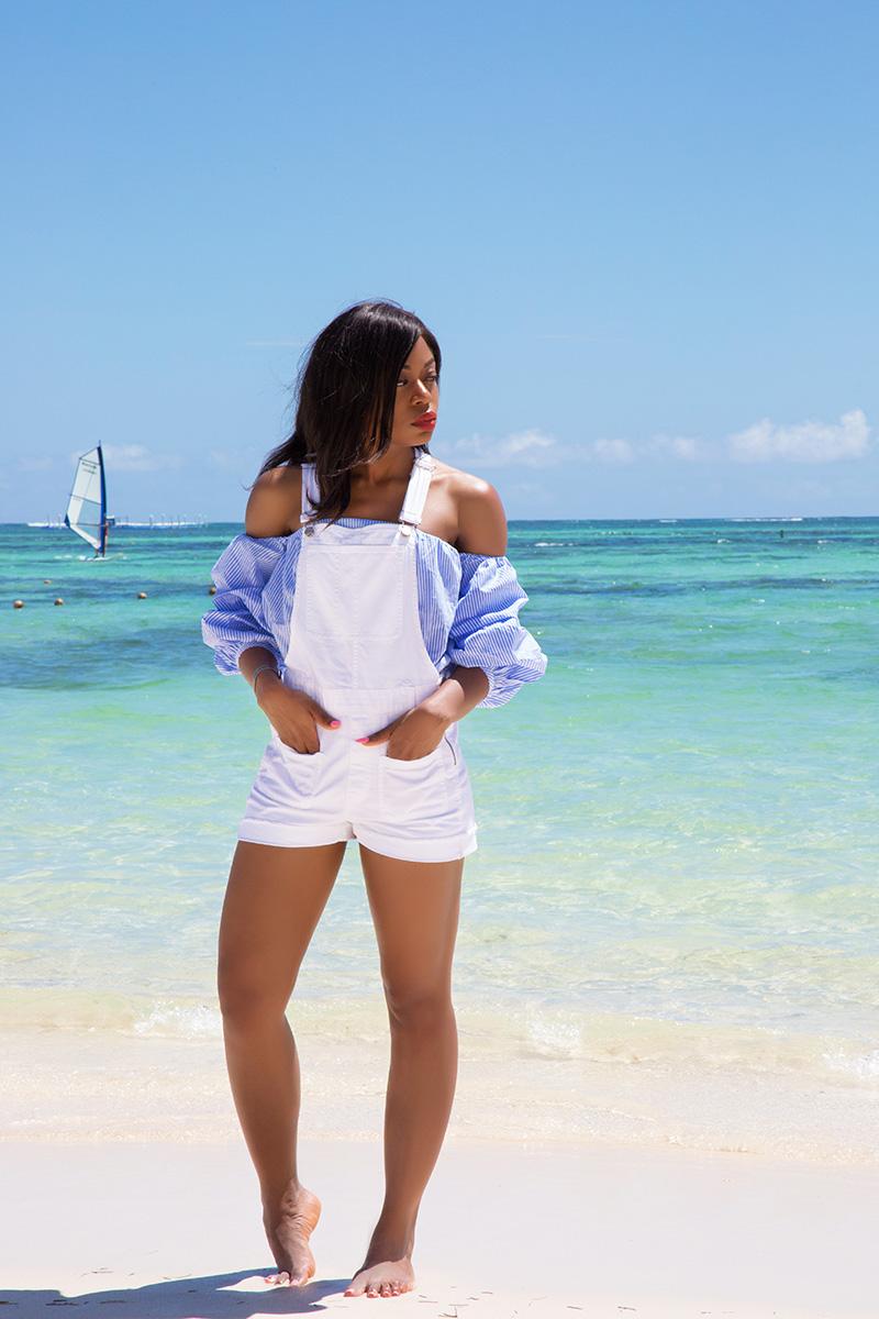 Madewell overall, Punta cana, dominican republic, barcelo bavaro deluxe, www.jadore-fashion.com