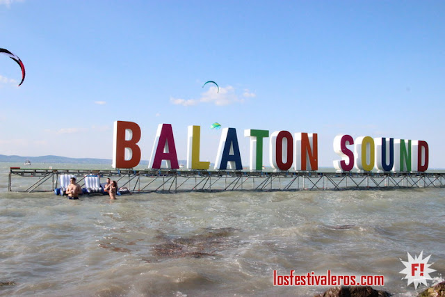 Balaton Sound 2018, Hungría
