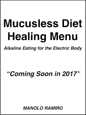Mucusless Diet Healing Menu Alkaline Eating for the Electric Body