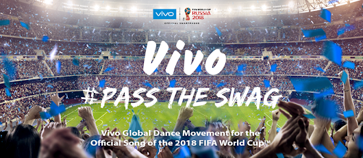 Style Reader: Vivo creates a dance to unite both football and music fans around the world for the 2018 FIFA World Cup™