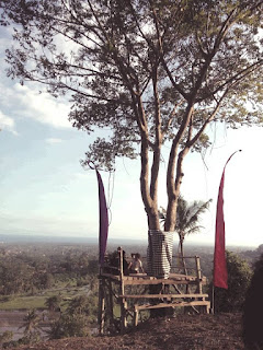 Bukit Selfie Bangli | Standing Hill at Guliang Kawan Village