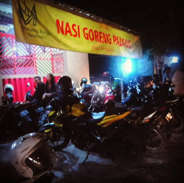 Nasi Goreng Padang Bangjo