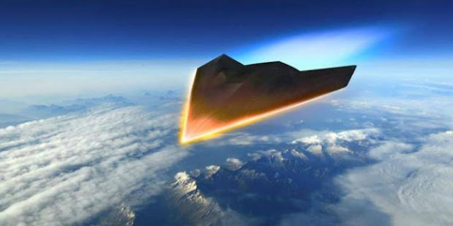 Pesawat Hipersonik China