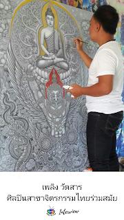 สัมภาษณ์ศิลปิน, เพลิง วัตสาร ศิลปินสาขาจิตรกรรมไทยร่วมสมัย, Thai contemporary art,ศิลปะไทยร่วมสมัย, ภาพวาด, จิตรกรรม, canvas, fine art