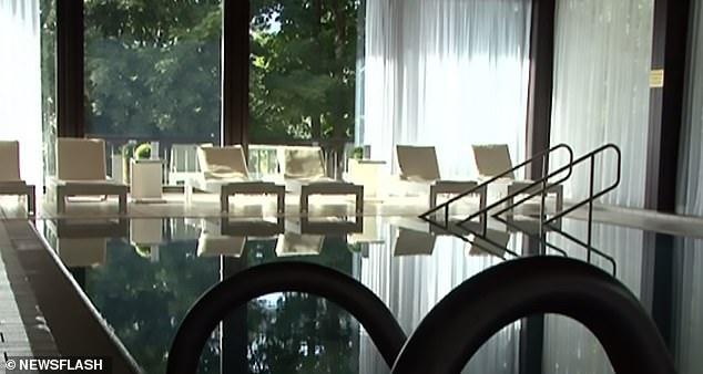 Inside luxury hotel where Thai king is in coronavirus lockdown with 20 girlfriends