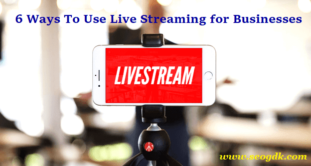 Live Streaming Techniques