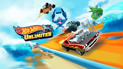 game balapan mobil hot wheels unlimited