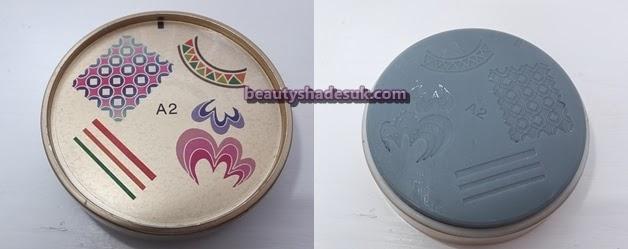 Soft Stamping Nail Plate Nail Art