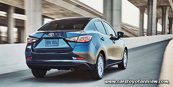 2017 Toyota Yaris Sedan Specs