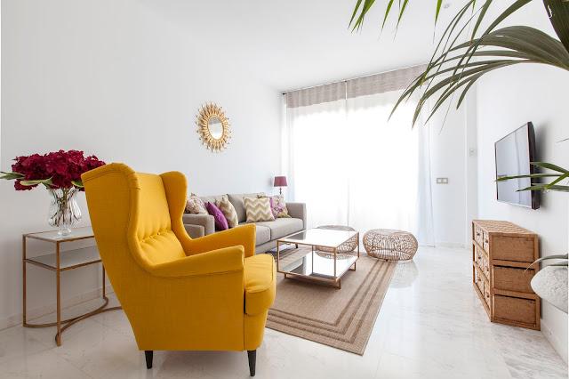 decoración de interiores antes y después reforma integral hermanas bolena