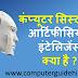 Artificial Intelligence क्या है ?हिंदी में