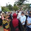 Fikar-Yos Disambut dan Didukung Warga Etnis di Pelayang Raya