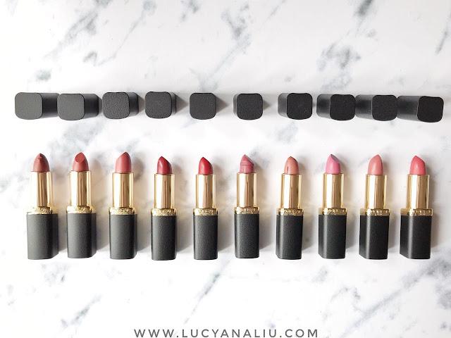 L'oreal Color Riche Matte Lipstick