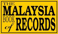 the malaysia book of record kuching sarawak