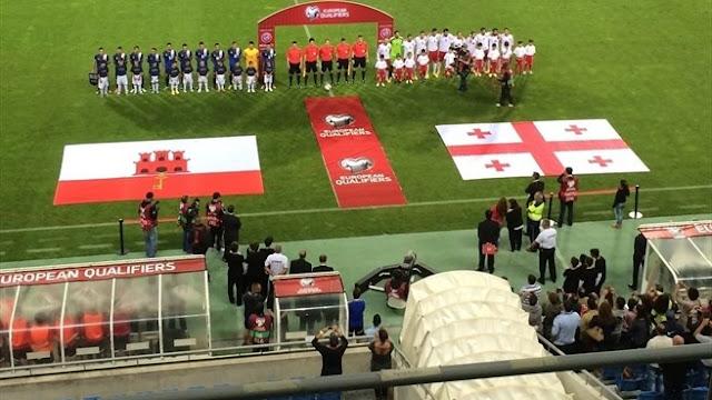 Georgia vs Gibraltar