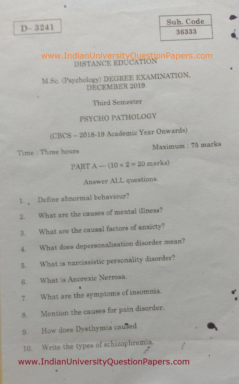 A beautiful mind psychology essay