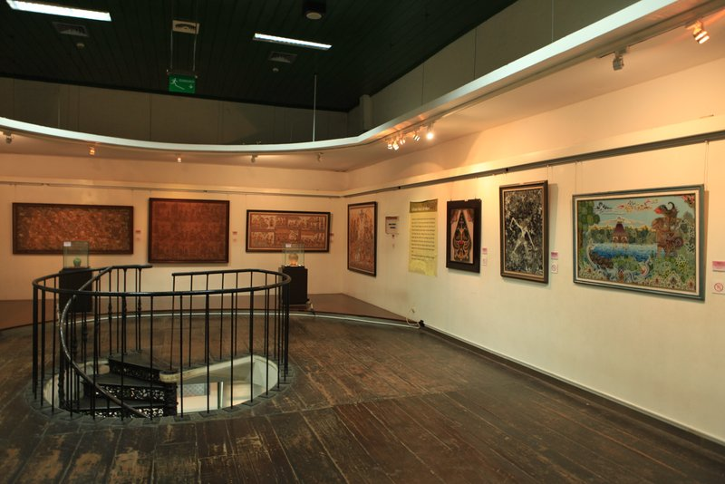 Jakarta Museum Of Fine Arts And Ceramics Kota