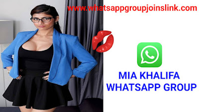 Join 50+ Mia Khalifa Whatsapp Group Joins Link 2020