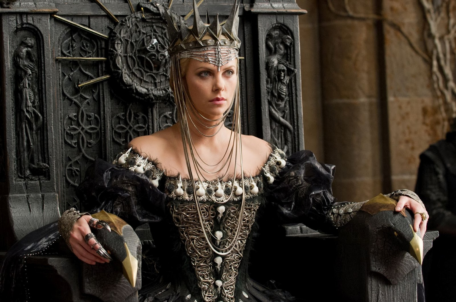 """On """"Snow White and the Huntsman"""" - From the Front Row"""