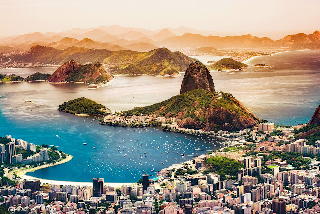 The most lovely places to visit in Brazil - RictasBlog