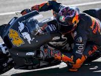 Pol Espargaro: Part-part baru yang dibawa oleh KTM, membuat saya bisa kencang!