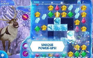 Download game Frozen Free Fall Apk v4.3.0 Mod (Unlimited Lives) Gratis | Jembersantri