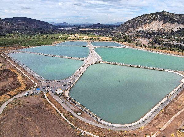 Preparan suministro alternativo ante posibles cortes de agua por turbiedad del río Maipo