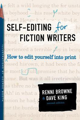Amber the Blonde Writer - Self-Editing for Fiction Writers