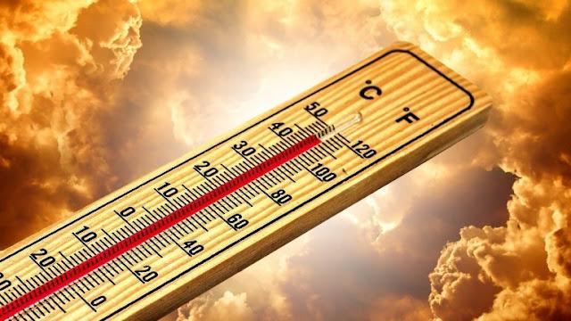 Ανεβαίνει σταδιακά η θερμοκρασία από σήμερα