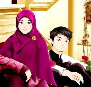 94 Gambar Kartun Islami Religi Terbaru Bulan Ini