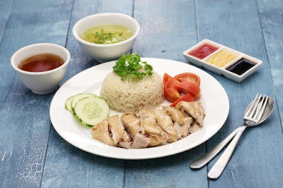 Nasi Ayam - Doc. DetikFood.com