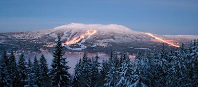 Trysil Ski Resort Norway