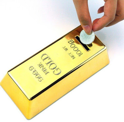 Bullion Coin Bank