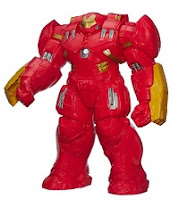 Boneco Articulado Titan Hero Armadura Hulkbuster Vingadores 2 Marvel da Hasbro