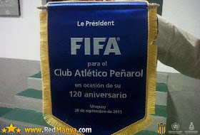 FIFA, Peñarol, Curcc